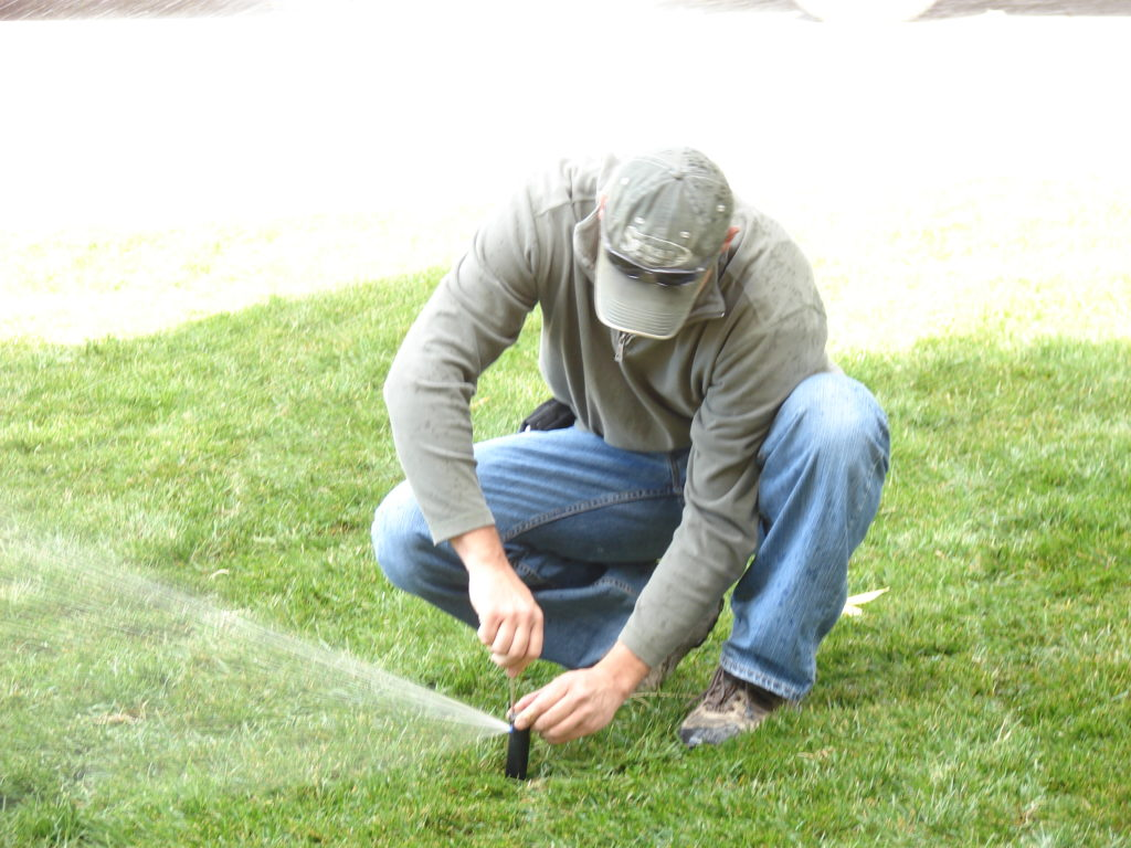 We have decades of experience repairing & installing sprinkler systems, and we are a Rain Bird Select Contractor.