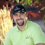 Aaron, our lawn maintenance manager.